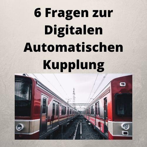 6 Fragen zur Digitalen Automatischen Kupplung